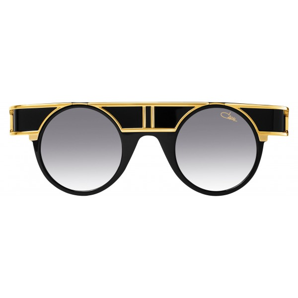 Cazal - Vintage 002 - Legendary - Limited Edition - Nero - Oro - Occhiali da Sole - Cazal Eyewear