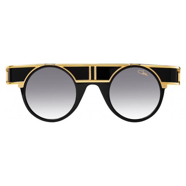 Cazal - Vintage 002 - Legendary - Limited Edition - Black - Gold - Sunglasses - Cazal Eyewear