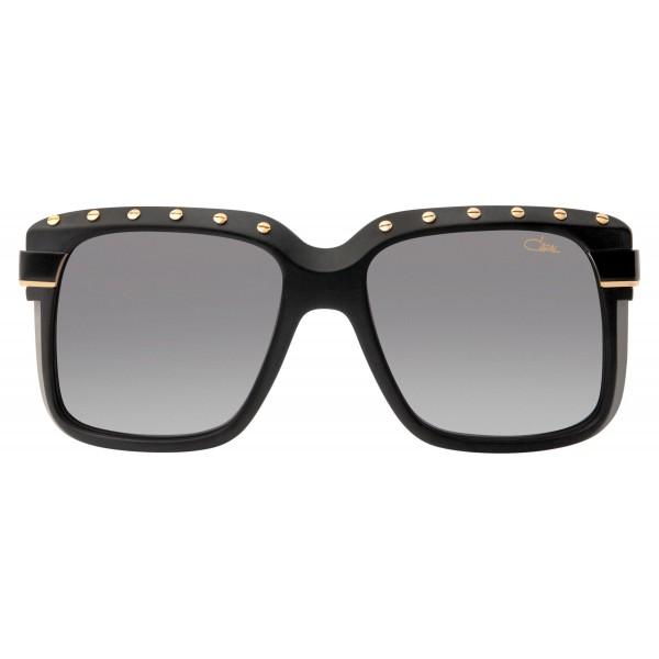 Cazal - Vintage 680 - Legendary - Limited Edition - Black Matt - Gold - Sunglasses - Cazal Eyewear