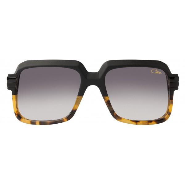 Cazal - Vintage 607 - Legendary - Black Matt Havana - Sunglasses - Cazal Eyewear