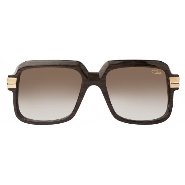 Cazal - Vintage 607 - Legendary - Dark Wood - Sunglasses - Cazal Eyewear