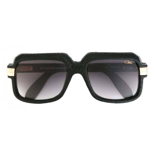 a5ba524158e Cazal - Vintage 607 Leather - Legendary - Limited Edition - Red - Black -  Sunglasses