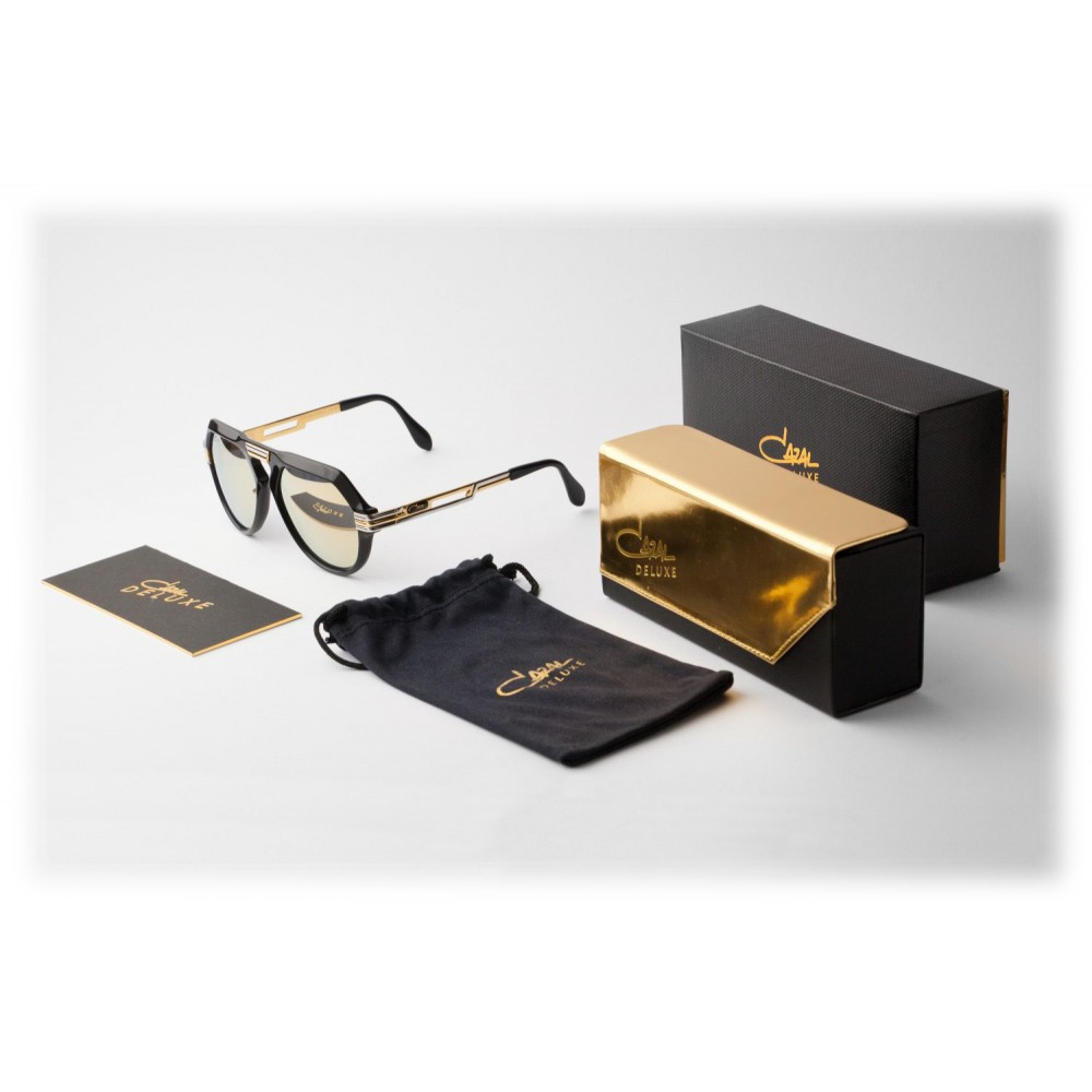 f0e4bfb28d2d ... Cazal - Vintage 634 - Deluxe Model - Legendary - Limited Edition - Black  - Gold