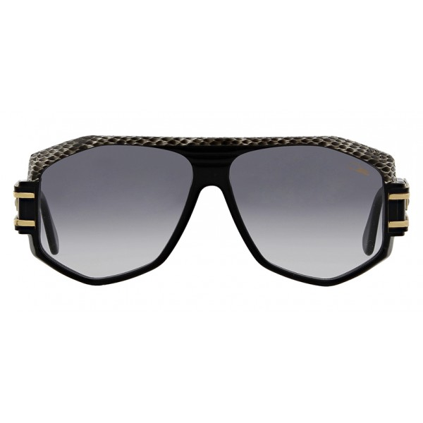 Cazal - Vintage 163 Leather - Legendary - Limited Edition - Black - Sunglasses - Cazal Eyewear