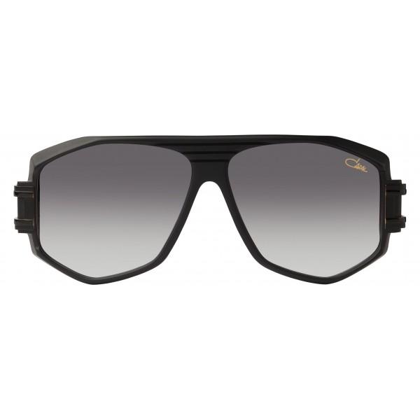 Cazal - Vintage 163 - Legendary - Nero Opaco - Occhiali da Sole - Cazal Eyewear