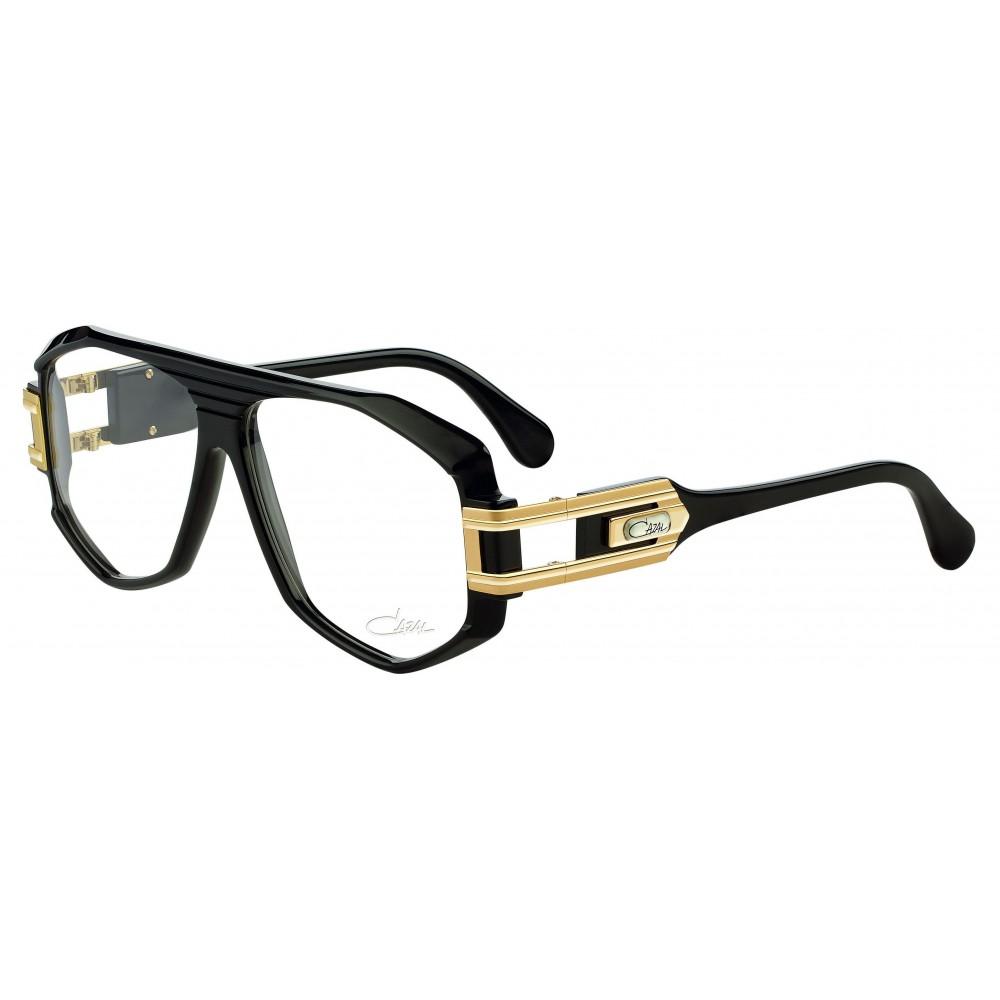 a2a75960bc ... Cazal - Vintage 163 - Legendary - Smaller Size - Black - Optical Glasses  - Cazal
