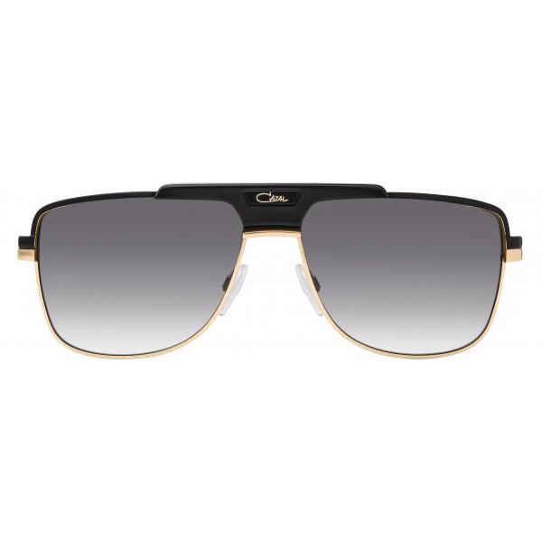 Cazal - Vintage 987 - Legendary - Black Gold - Sunglasses - Cazal Eyewear