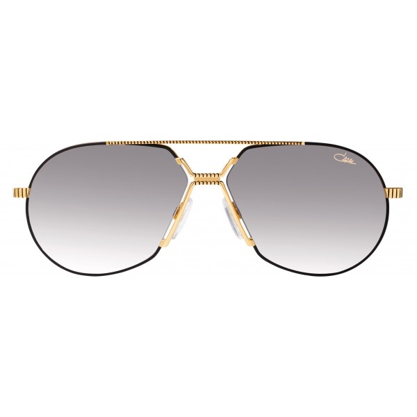 Cazal - Vintage 968 - Legendary - Black Gold - Sunglasses - Cazal Eyewear