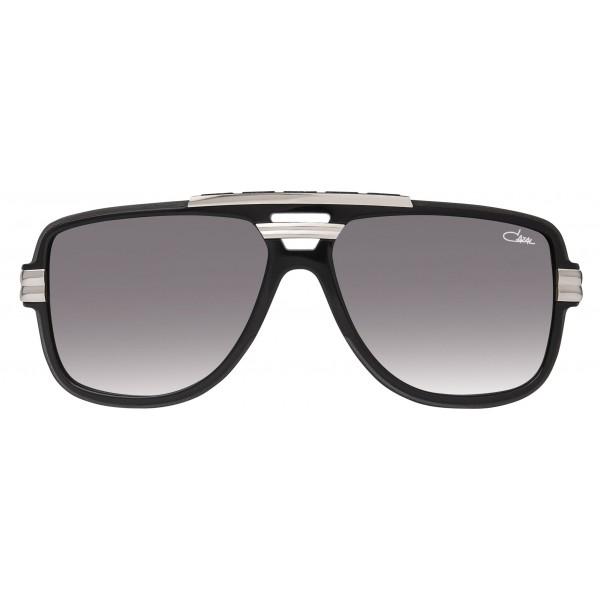 Cazal - Vintage 8037 - Legendary - Black Silver - Sunglasses - Cazal Eyewear