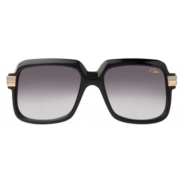 Cazal - Vintage 607 - Tributo per C. Zalloni 2015 - Legendary - Limited Edition - Nero - Oro - Occhiali da Sole - Cazal Eyewear