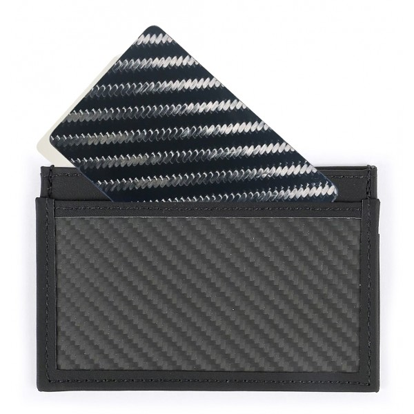 TecknoMonster - Tecksabrage & Cardcase - Black - Aeronautical and Titanium Carbon Fiber Saber - Black Carpet Collection
