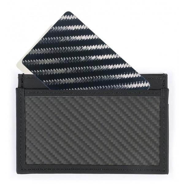 TecknoMonster - Tecksabrage & Cardcase - Black - Aeronautical and Titanium Carbon Fiber Saber - Black Carpet Collection