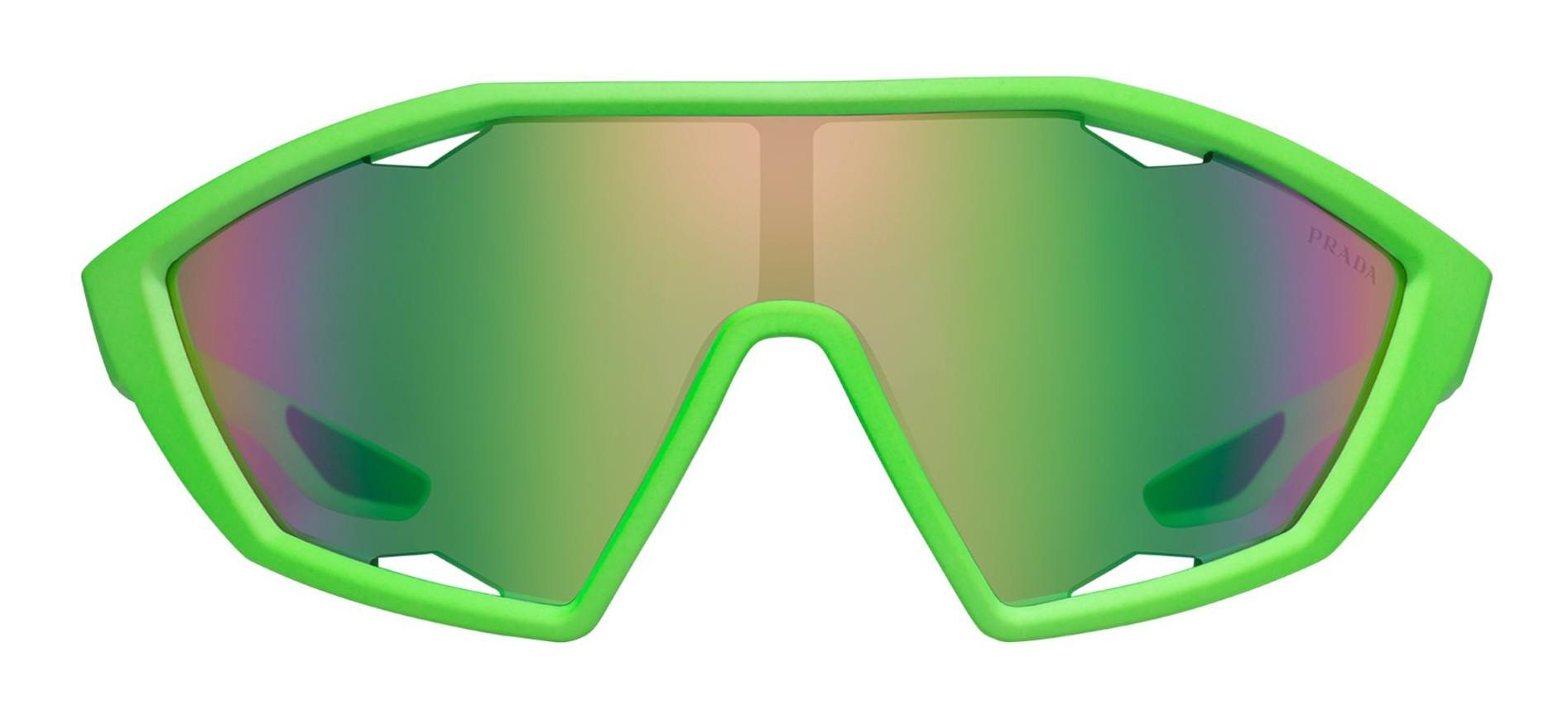 8c93c0c17d61 Prada - Prada Linea Rossa Collection - Contemporary Sunglasses - Green - Prada  Collection - Sunglasses - Prada Eyewear - Avvenice