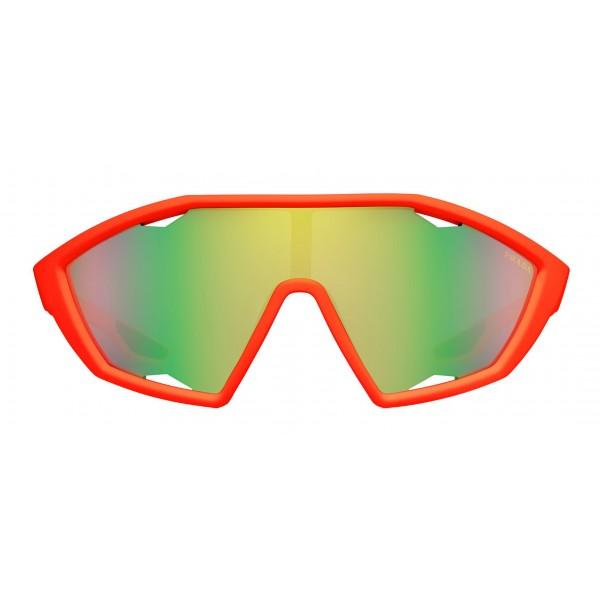 cad720247c43 Prada - Prada Linea Rossa Collection - Contemporary Sunglasses - Orange - Prada  Collection - Sunglasses