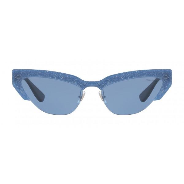 Miu Miu - Occhiali Miu Miu da Sfilata - Cat Eye - Petunia - Occhiali d Sole - Miu Miu Eyewear