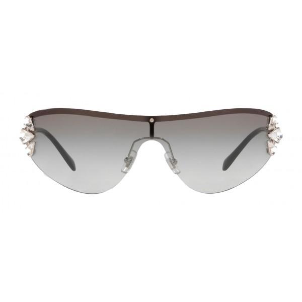 34bd55677056 Miu Miu - Miu Miu Noir Sunglasses - Mask - Anthracite Gradient - Sunglasses  - Miu