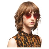 Miu Miu - Chain for Glasses Miu Miu - Silver - Sunglasses - Miu Miu Eyewear
