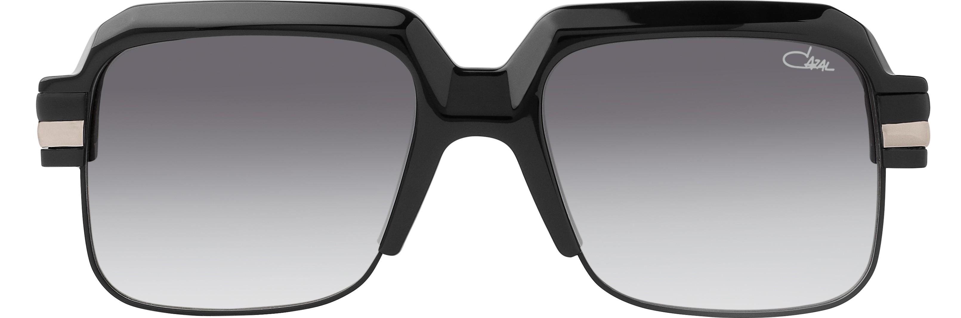 57007db556e Cazal - Vintage 670 304 - Legendary - Black Silver - Sunglasses - Cazal  Eyewear - Avvenice