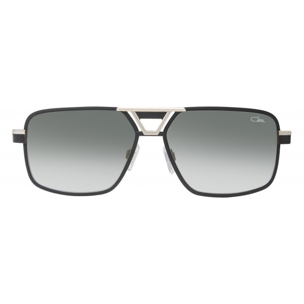806e20a5aef Cazal - Vintage 9071 - Legendary - Black Silver - Sunglasses - Cazal Eyewear