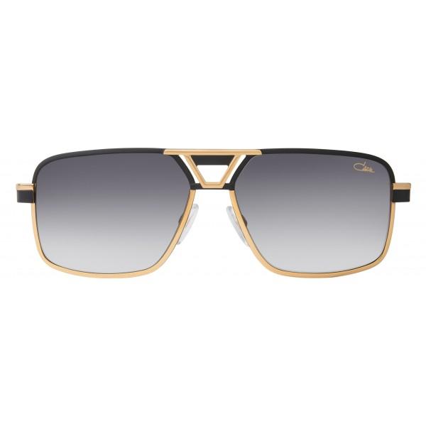 in vendita 7a477 33df8 Cazal - Vintage 9071 - Legendary - Nero Oro - Occhiali da Sole - Cazal  Eyewear - Avvenice