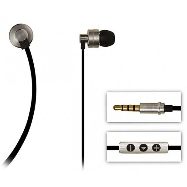 2 ME Style - Auricolari In-Ear Alluminio