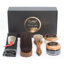 Bottega Senatore - Shoe Care Kit - Prestige - Italian Handmade Man Shoes - High Quality Leather Shoes
