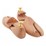 Bottega Senatore - High Quality Wooden Shoe Trees Bottega Senatore - Italian Handmade Man Shoes - High Quality Leather Shoes