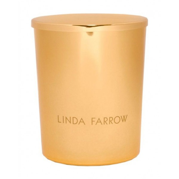 Linda Farrow - Candela Feuille De Figuie - Oro Giallo - Candle Collection - Profumo per la Casa Luxury - Linda Farrow Home