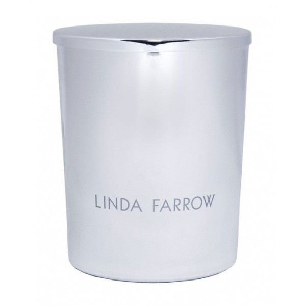 Linda Farrow - Candela Feu De Bois - Oro Bianco - Candle Collection - Profumo per la Casa Luxury - Linda Farrow Home