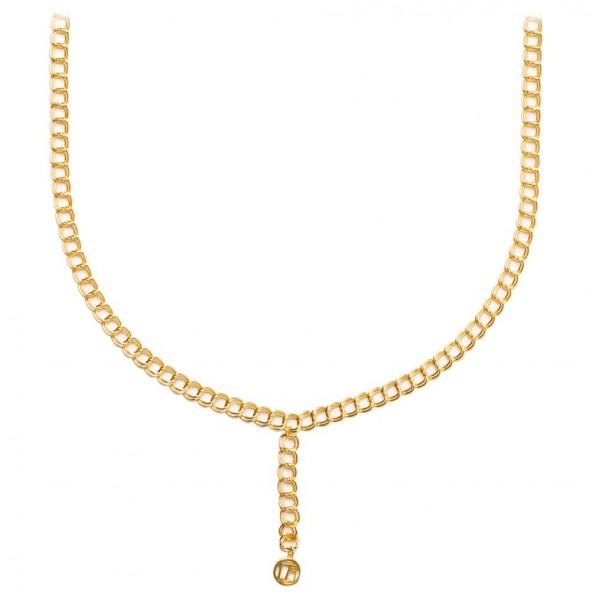Linda Farrow - 3 C2 Fine Chain - Catena per Occhiali Placcati Oro Rosa - Linda Farrow Eyewear