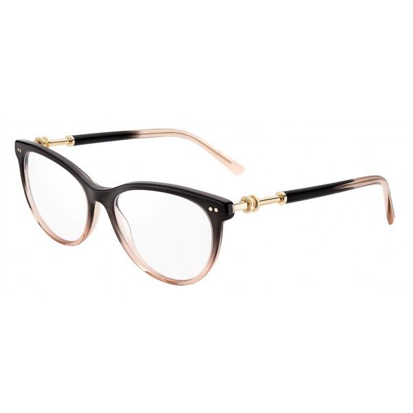 Bulgari - B.ZERO1 - Occhiali da Vista Cat Eye B.Zero - Nero - B.ZERO1 Collection - Bulgari Eyewear