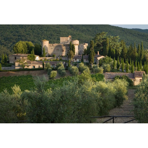 Castello di Meleto - Feeling The Silence of Wine and Relaxation - History - Art - 4 Days 3 Nights