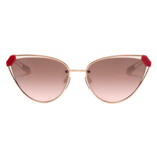 fa01042580 Bulgari - Candy Scale - Serpenti Sunglasses - Gold - Serpenti Collection -  Sunglasses - Bulgari