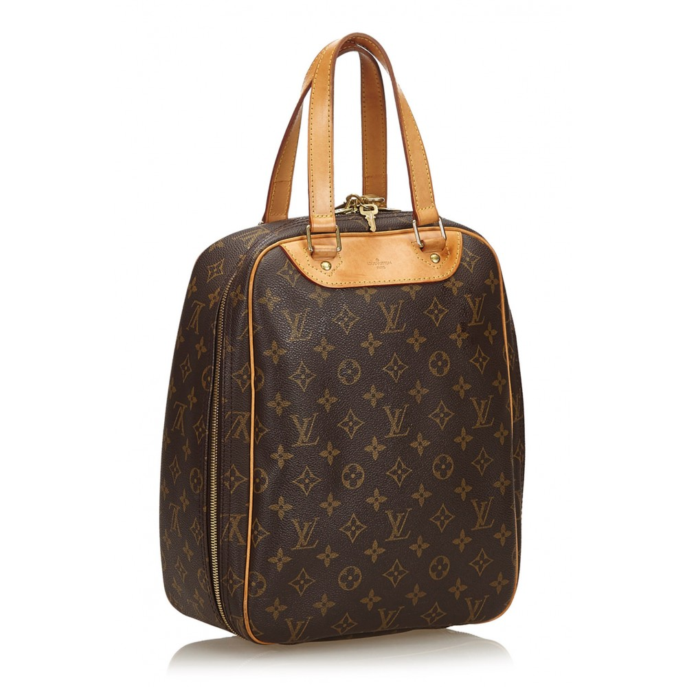 Louis Vuitton Vintage - Monogram Excursion Bag - Marrone ...