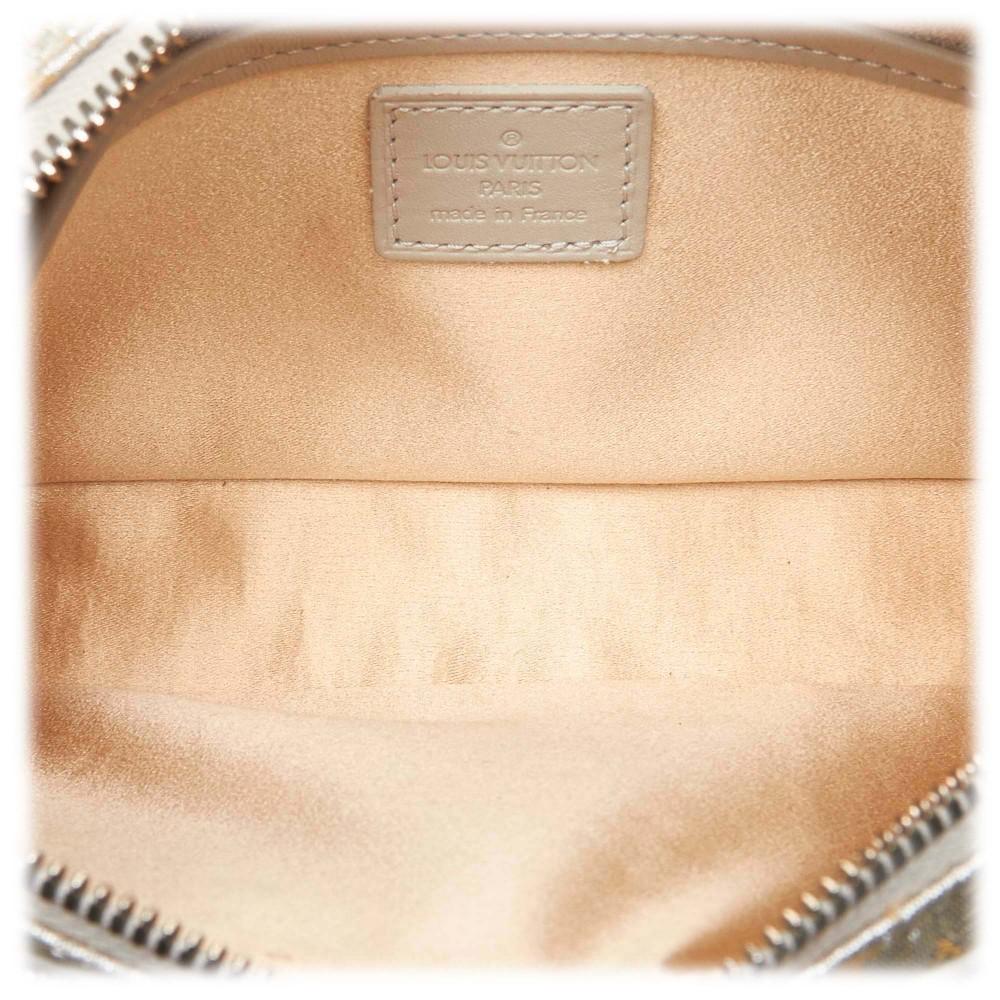 Louis Vuitton Vintage - McKenna Monogram Shine Bag - Oro ...