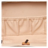 Louis Vuitton Vintage - Monogram Trousse Blush PM Pouch - Marrone - Pouch in Pelle Monogram e Pelle - Alta Qualità Luxury