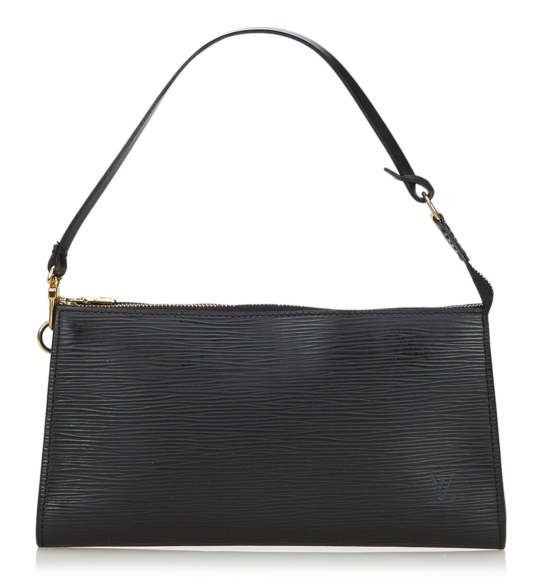 Louis Vuitton Vintage - Epi Pochette Accessoires Bag - Black