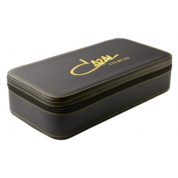 Cazal - Cazal Eyetrotter - Vintage Legendary Exclusive Cazal Luxury Box for Cazal Glasses Collection - Cazal Eyewear