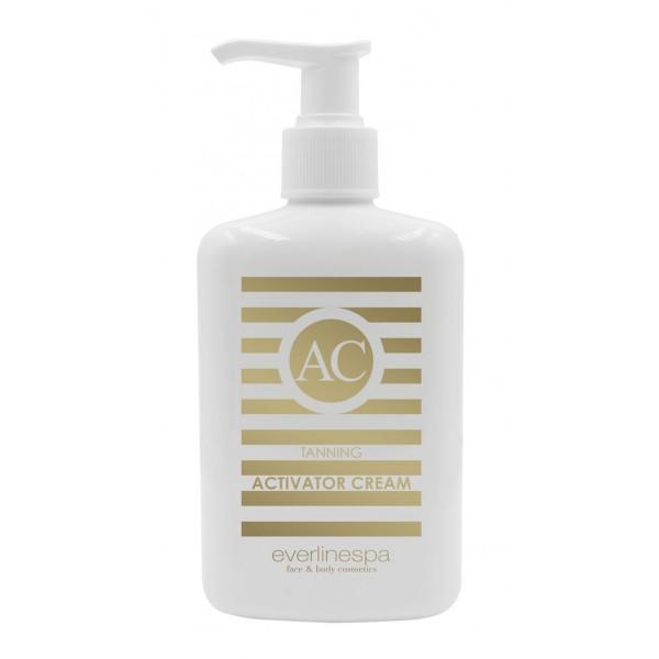 Everline Spa - Perfect Skin - Tanning Activator Cream - Attivatore Abbronzatura - Sun Protection - Cosmetici Professionali