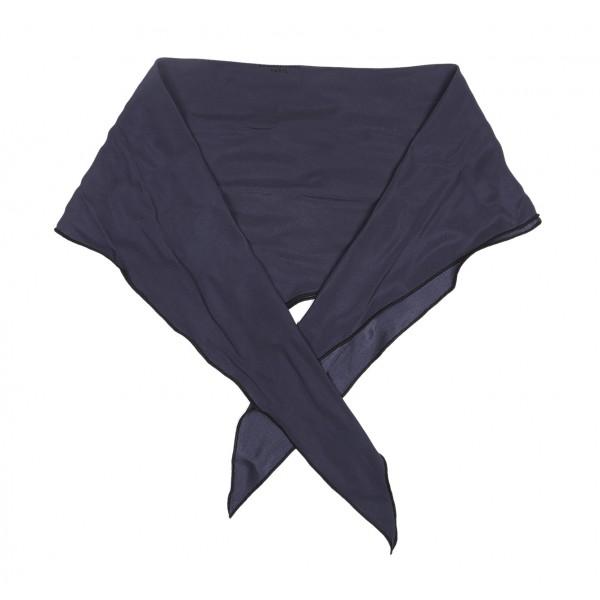 Hermès Vintage - Los Angeles Silk Scarf - Blue Navy - Silk Foulard - Luxury High Quality