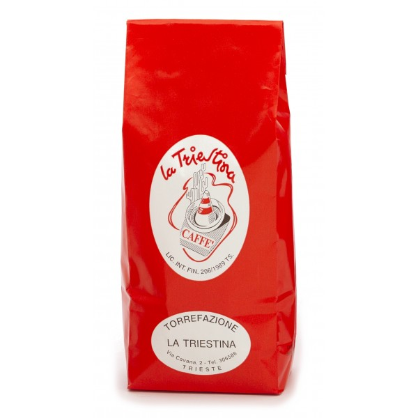 Torrefazione la Triestina - Coffee Freshly Ground - Traditional Edition - 500 g