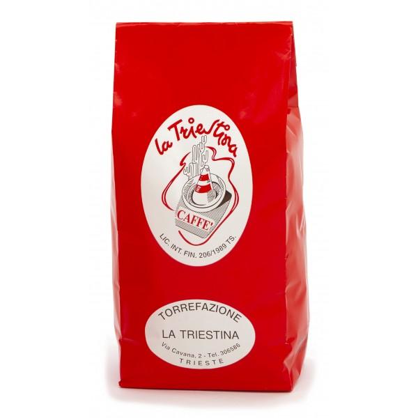 Torrefazione la Triestina - Caffè Macinato Fresco - Traditional Edition - 1000 g