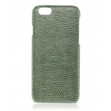 2 ME Style - Cover Lucertola Olive Glossy - iPhone 6/6S