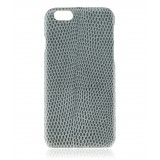 2 ME Style - Cover Lucertola Grey Glossy - iPhone 6/6S