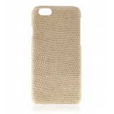 2 ME Style - Cover Lucertola Ivory Glossy - iPhone 6/6S