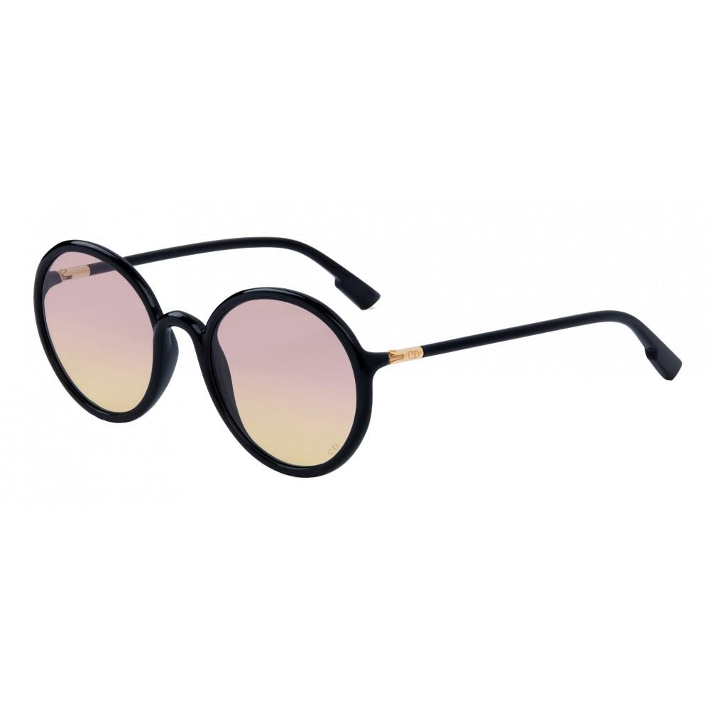 639a4d1048454 Dior - Sunglasses - DiorSoStellaire2 - Black Yellow - Dior Eyewear ...