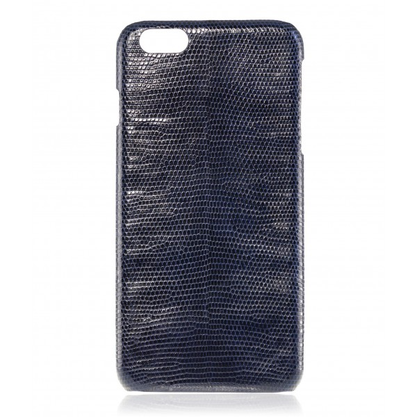 2 ME Style - Cover Lucertola Dark Blue Glossy - iPhone 6/6S