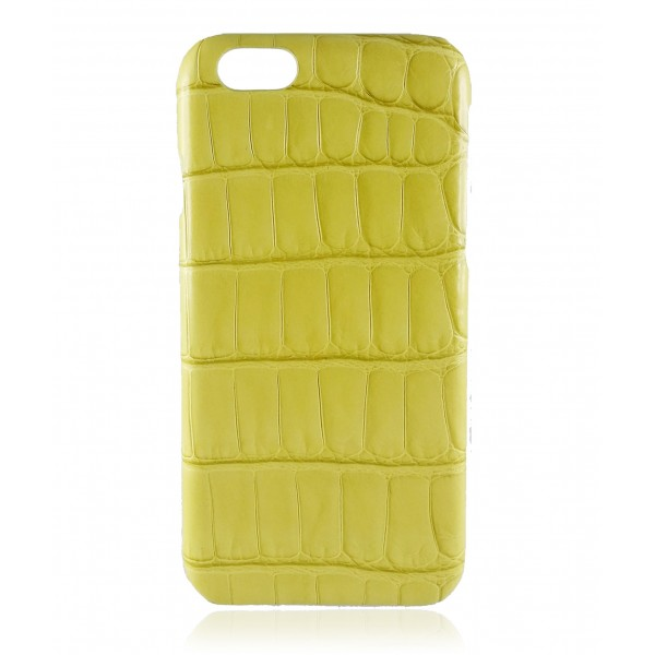 2 ME Style - Cover Croco Cedro - iPhone 6/6S