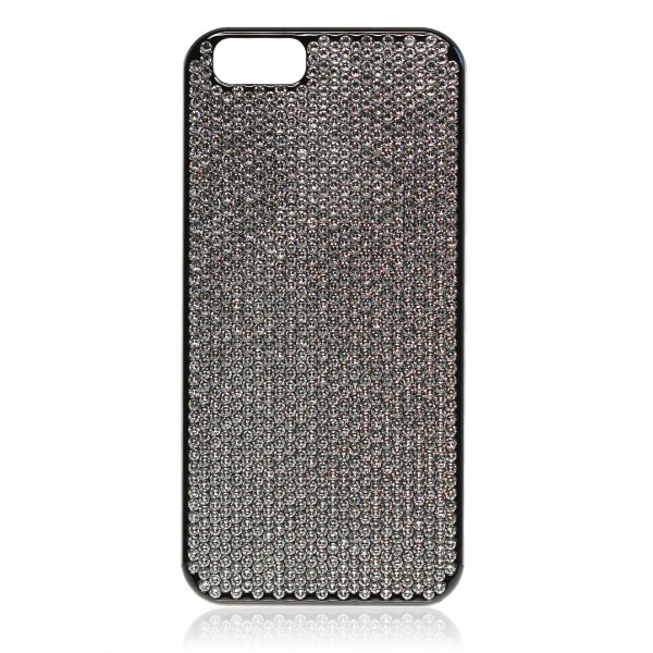 2 ME Style - Cover Blackdiamond Swarovski Crystal - iPhone 6/6S