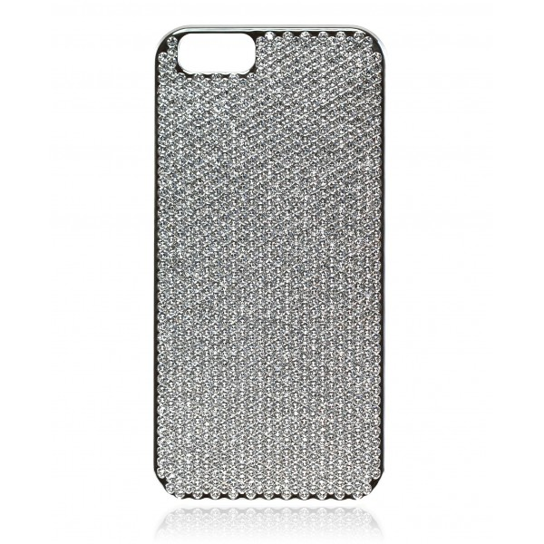 2 ME Style - Cover Swarovski Silver Crystal - iPhone 6/6S